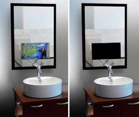 a tv that turns into a mirror when turned elite choice