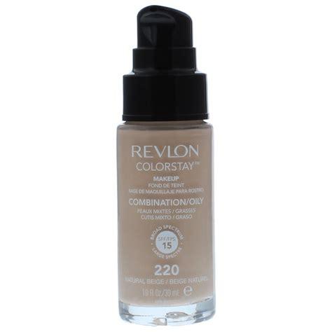 Revlon Colorstay Foundation For Skin Revlon Colorstay Makeup For Combination Skin 30ml Spf