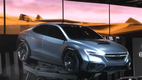 Subaru Wrx Sti 2020 Concept by Subaru Wrx Sti Concept Viziv 2020