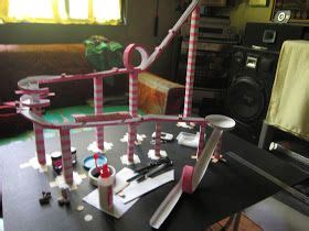 diy physics projects i m a proud crafter diy science project marble roller