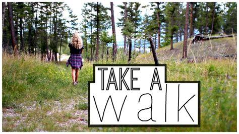 a walk in the take a walk talkativepro