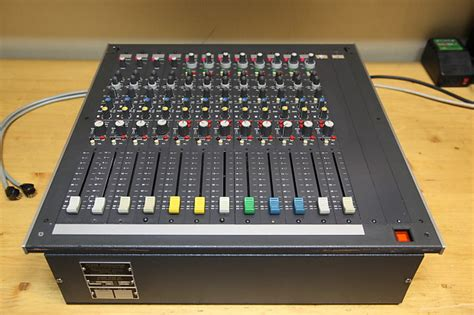 Mixer Frame W Module V 1000b studer 961 expansion mixer in excellent condition reverb