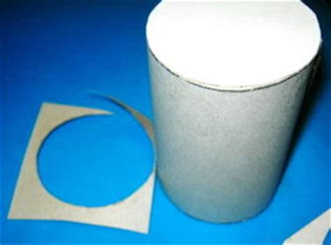How To Make A Paper Cylinder - how to make cylinder from paper