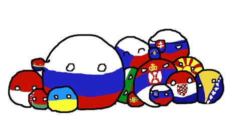 Slavic Family Polandball Comics Image Mod Db