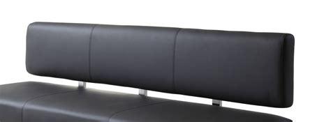 ottomane 180 cm sam 174 esszimmer sitzbank recyceltes leder hellgrau 180 cm silas