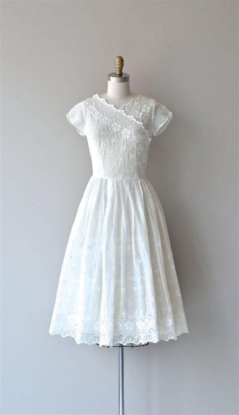 White Vintage Dress 25 best 1940s dresses ideas on