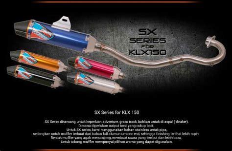 Fmf F41 Blue Klx 150 Series Dtracker 150 knalpot klx 150 pro speed sx series hrga 1 350 000