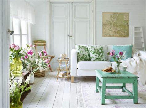 romantische wohnzimmer country cottage chic shabby chic wohnzimmer 66