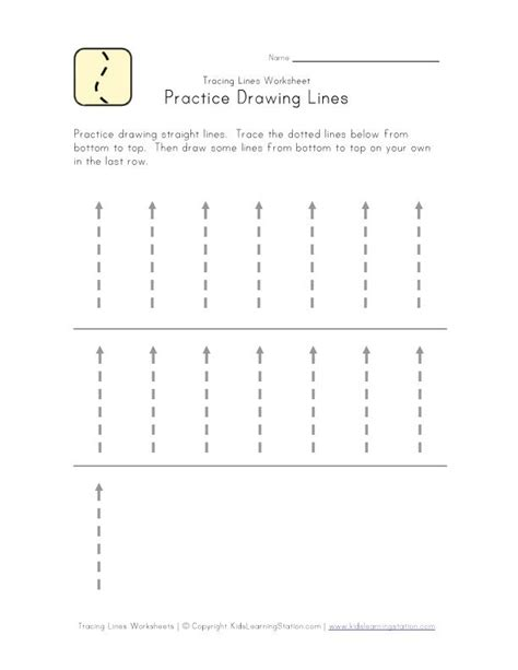 sleeping line pattern worksheets for kindergarten tracing lines worksheet lots of others great for 2 yr