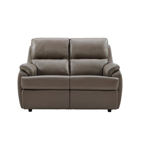 leather 2 seater sofa g plan hartford 2 seater sofa in leather