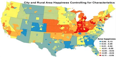 happiest state in the us nber unhappy cities paper business insider