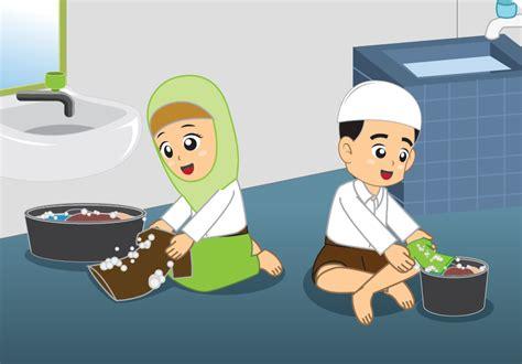 bahasa arab kata kerja 2 tpq nur azizah