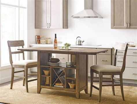 the nook oak kitchen island set from furniture