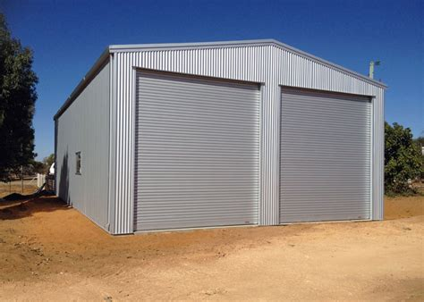 Caravan Shed by Residential Sheds Garages Wa Qld Nt Aussie Sheds