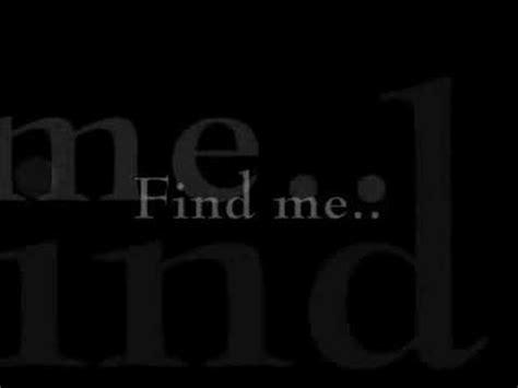 Find Me Boyce Avenue Find Me Lyrics