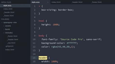 sublime text 3 default themes develop in style with sublime text and atom editor themes