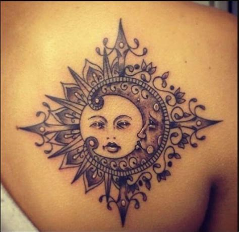 sun and moon tattoo for couples 50 sun and moon tattoos ideas for couples 2018