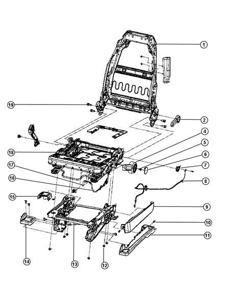 jeep wrangler seat parts 2012 jeep wrangler 4x4 3 6l v6 vvt 5 speed auto