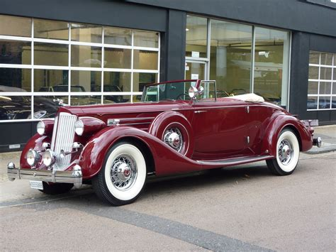 Packard Auto by Packard V12 Roadster Ccc Packard Cars