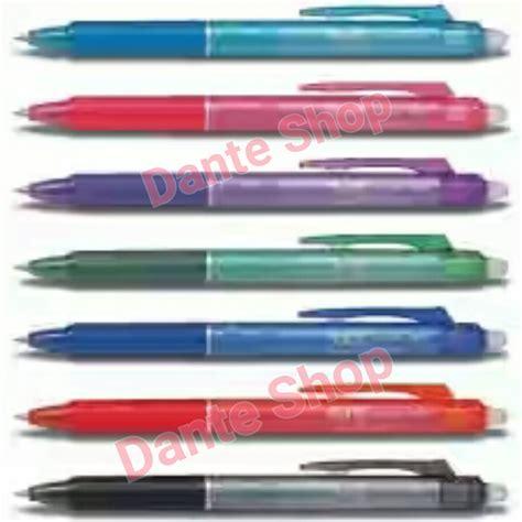 jual pen pilot frixion pulpen yg bisa dihapus dante