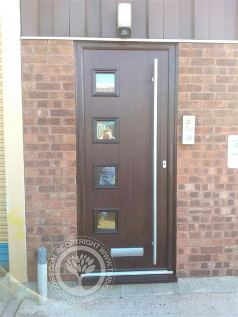 Solidor Front Doors Rosewood Solidor Composite Door Timber Composite Timber Composite Doors