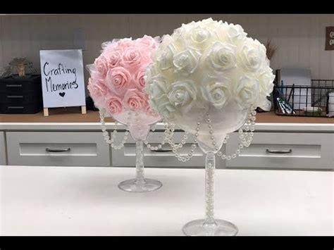 idea de centro de mesa elegante para boda bautizo quincea 241 era