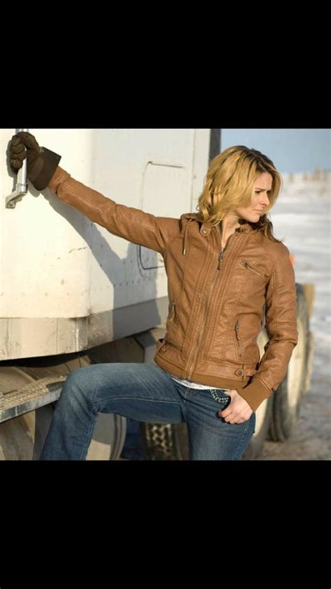 fit  lisa  ice road truckers home facebook
