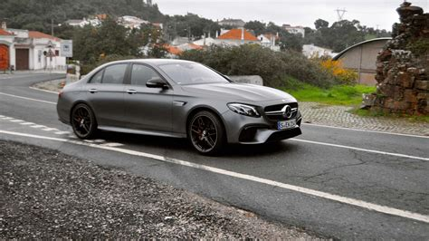mercedes amg   matic  drive review