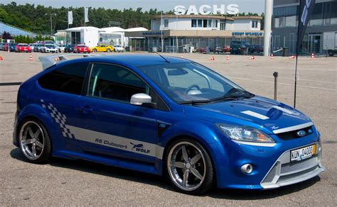 Ford Focus Performance Foto Reviews Ford Wolf Racing Focus Rs Clubsport Wolf
