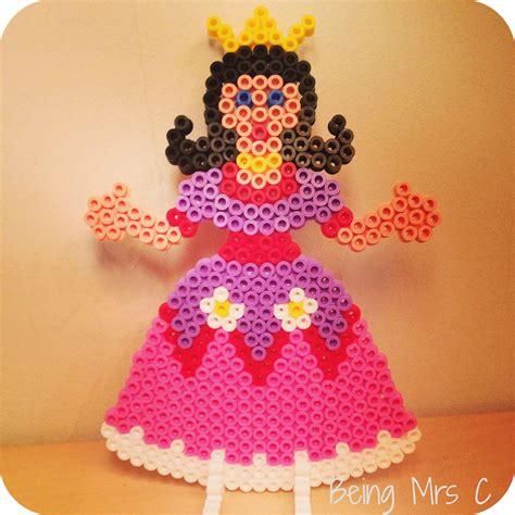 hama bead princess designs review princess hama bead gift box being mrs c