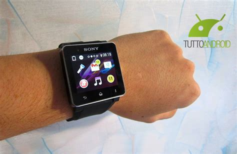 Sony Android Smartwatch 2 recensione sony smartwatch 2 tuttoandroid