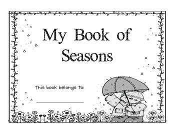 a season in my books 21 best images about four seasons unit study on