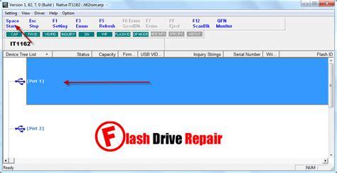 software format flashdisk error usbest ite it1162 flash firmware update v1 62 7 flash