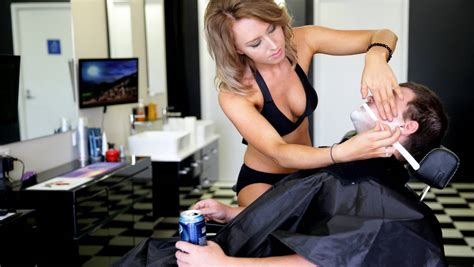 hairdressers deals newcastle barber offers beer and bikinis the bellingen shire