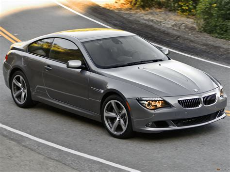 Bmw 650i Specs by Bmw 650i Coupe Us Spec E63 2008 11 Wallpapers 2048x1536