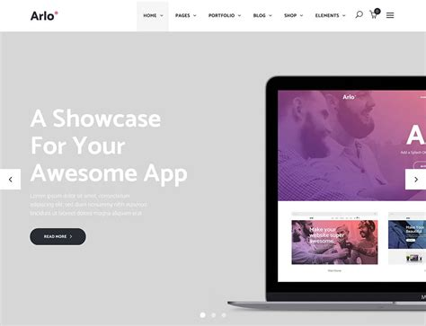 app showcase themes 30 best app showcase wordpress themes 2018 athemes