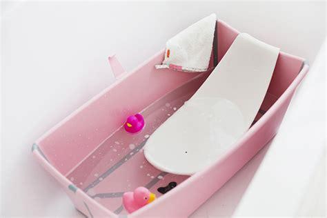 Baignoire Pliable Stokke by Test Produit La Baignoire Pliable Stokke Flexi Bath