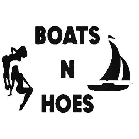 boats and hoes decal boats and hoes decal sticker
