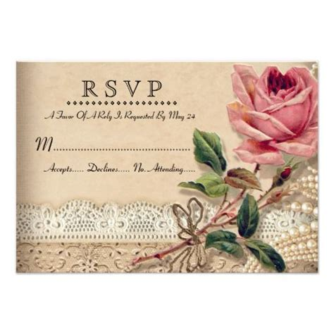 vintage wedding invitations with roses 17 best images about vintage wedding invitations bridal shower on wedding