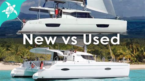 new sailboat new sailboat vs used sailboat discussion with mike from