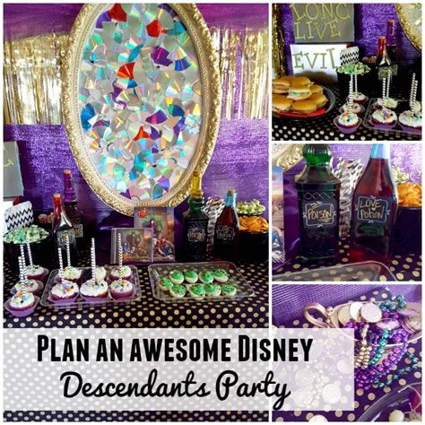 disney descendants party ideas food crafts and family 65 best images about birthday disney descendants on