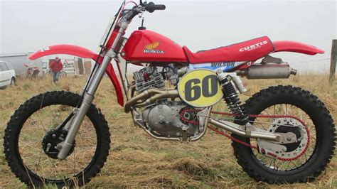 Curtis Honda by Classic Dirt Bikes 500cc Quot Curtis Honda Quot