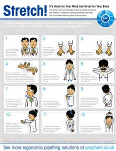 Desk Job Exercises Lab Ergonomics Imperial College London