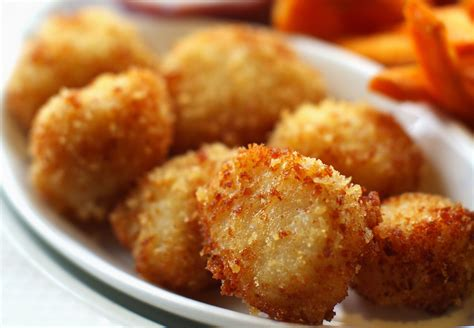 Home Interior Decorating Parties seasoned and deep fried scallops recipe