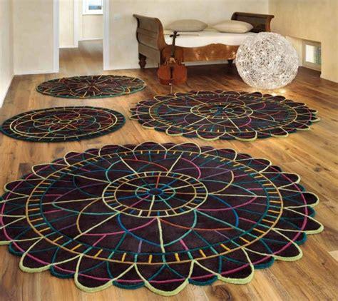 tappeto rotondo grigio tappeto rotondo grigio nordic moda floor