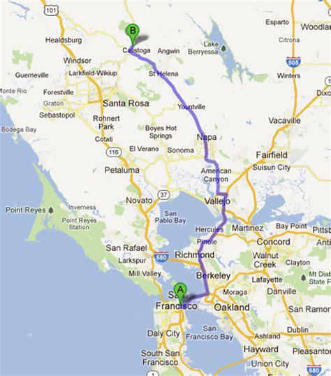 san francisco map napa valley san francisco map valley 28 images map of san