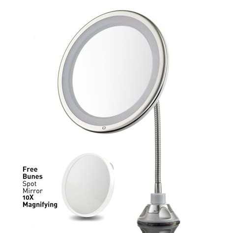bathroom magnifying mirror with light best 25 lighted magnifying makeup mirror ideas on