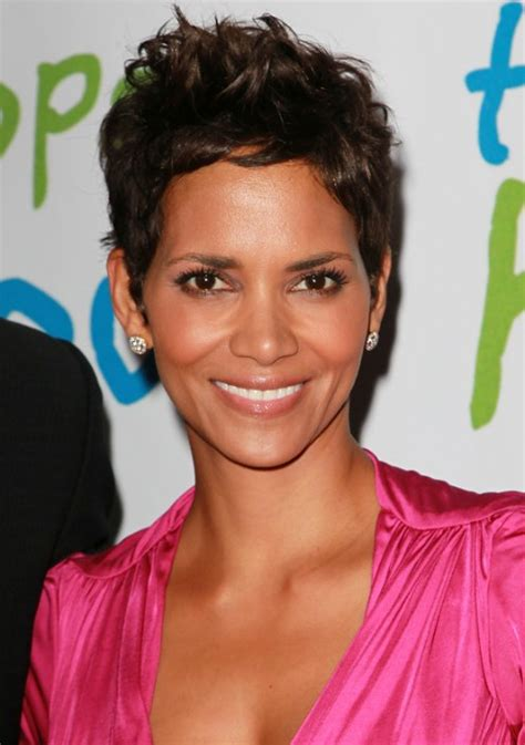 pixie cuts for black women over 40 halle berry pixie haircut for women over 40s hairstyles