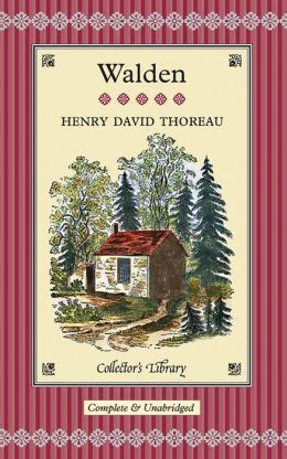 walden book barnes and noble walden by henry david thoreau 9781904633457 hardcover