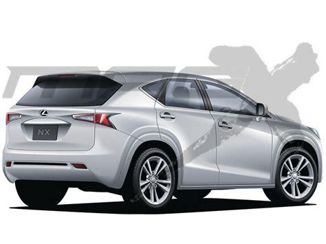 lexus lf nx price rendering lexus lf nx crossover to launch in august 2014